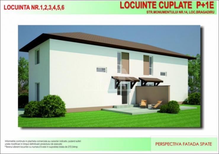 Case Noi Bragadiru - Sun Residence 5