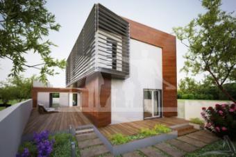 Case Noi Bucuresti - Villa Cubica