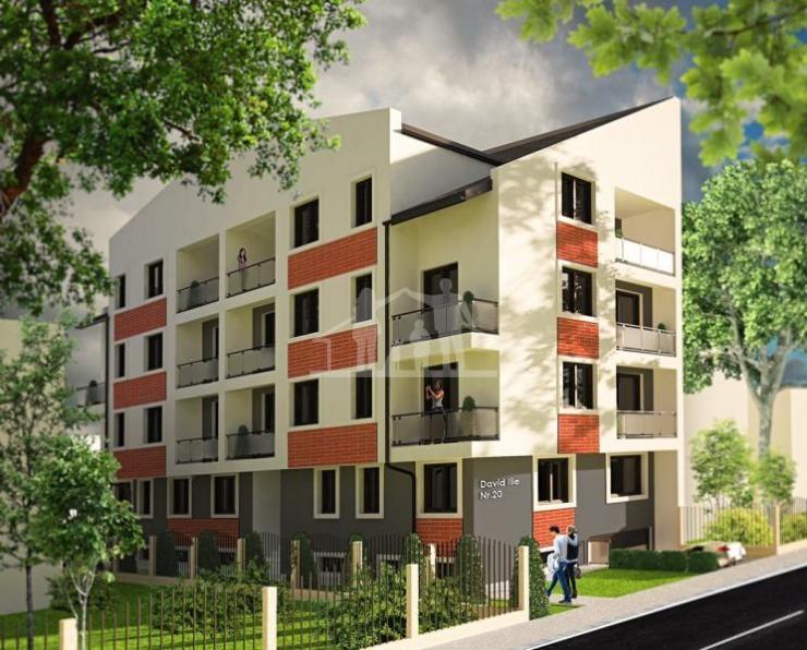 Apartamente Noi - Brancoveanu Rezidential