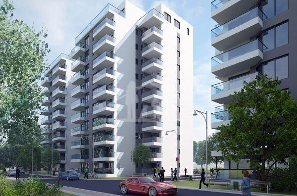 Apartamente Noi Barbu Vacarescu - Floreasca Residence