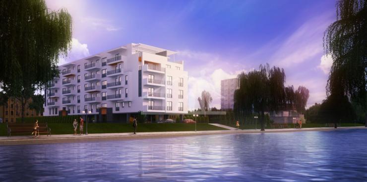 Apartamente Noi Doamna Ghica - Plumbuita Park Residence