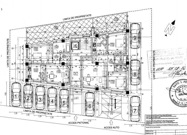 INCHIRIERI BIROURI BUCURESTI - MIHAI BRAVU OFFICE BUILDING