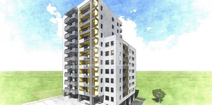 Apartamente Noi Iasi - Zona Nicolina - West Gate Residence
