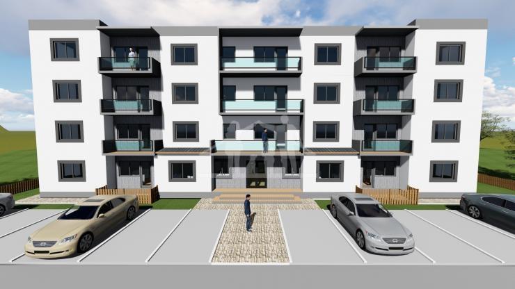 Apartamente Noi Iasi - Zona Moara de Vant - Rezidential Mon Jardin