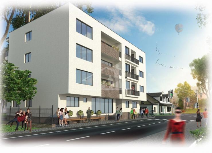 Apartamente Noi Berceni - Postalionului Park Residence