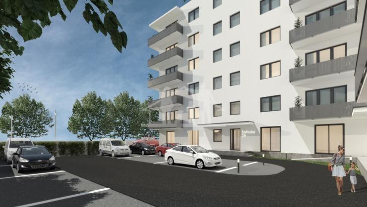 Apartamente noi de vanzare - Bragadiru Best Residence