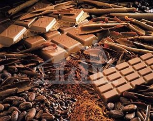 Ciocolata in timp si in jurul lumii