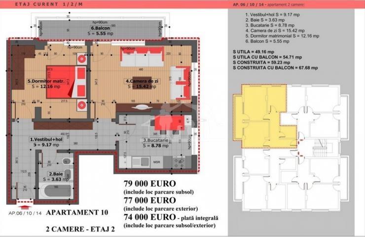 REDUCERE DE 7000 EURO