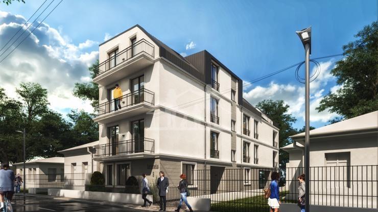 DOAR un apartament  la EVO Residence Bucuresti Nord . . .