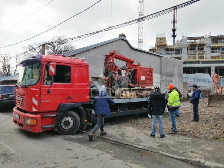 La EVO NORD au inceput lucrarile de constructie