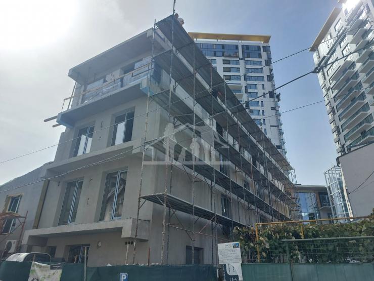 EVO Residence Bucuresti Nord a ajuns la etajul doi